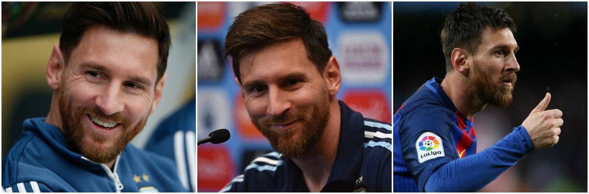 Cirugías de Messi con fotos antes y después