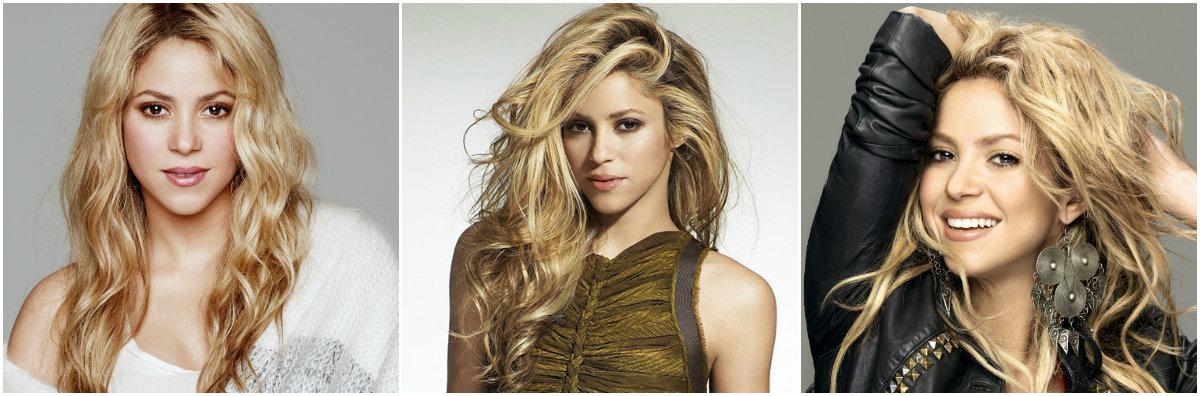 Cirugías de Shakira antes y después
