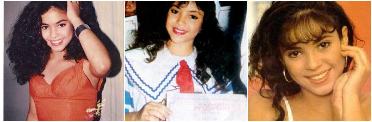 Shakira de adolescente