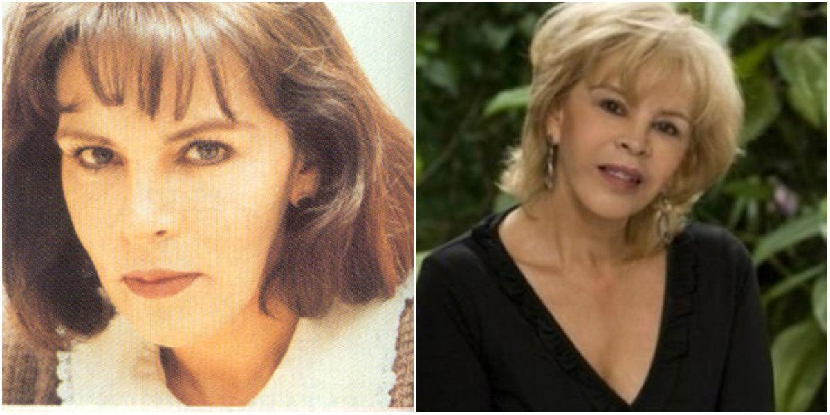 Antes y después de Gloria Gómez