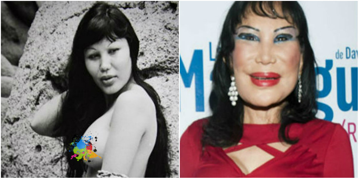 Fotos de lyn may antes y despues de adelgazar