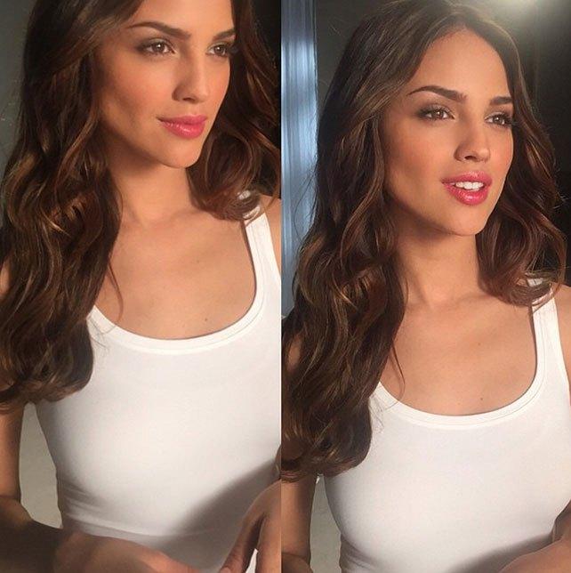 Agrandamiento de labios de Eiza González