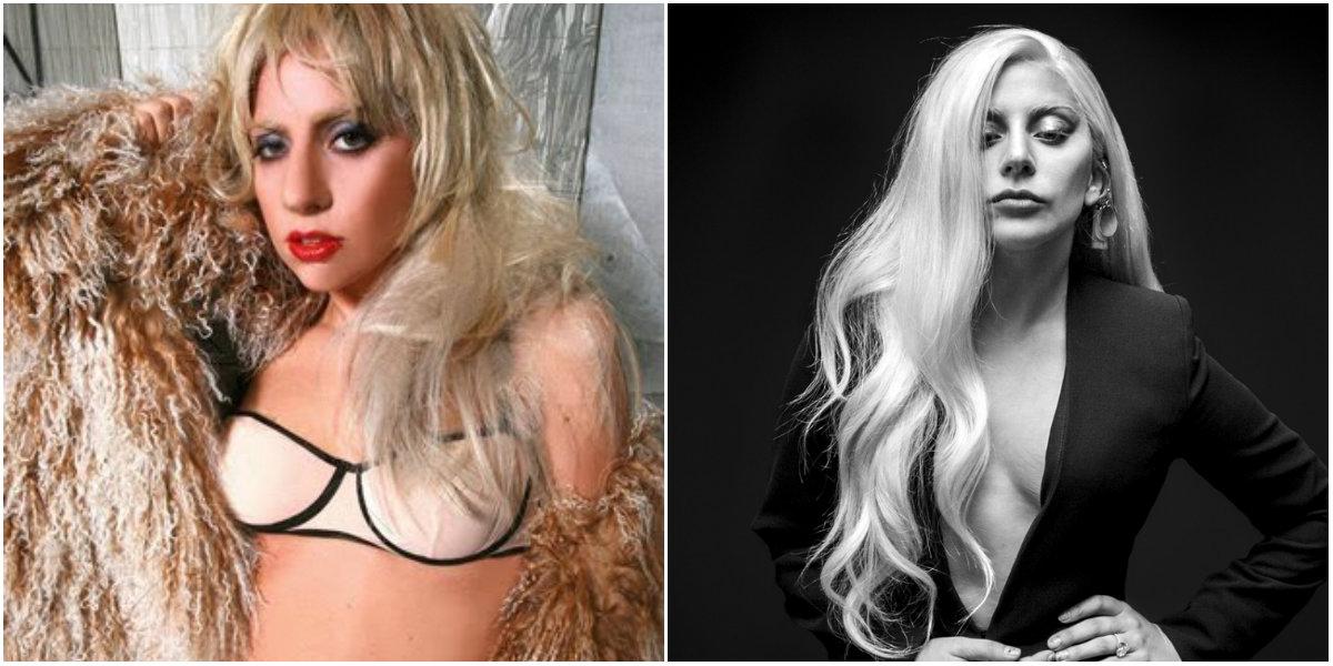 Cambios de Lady Gaga