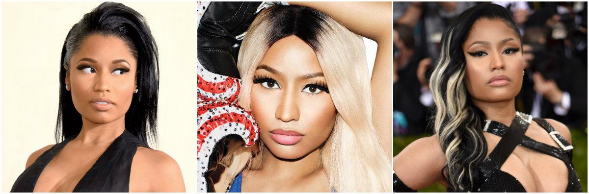 Cirugías de Nicki Minaj