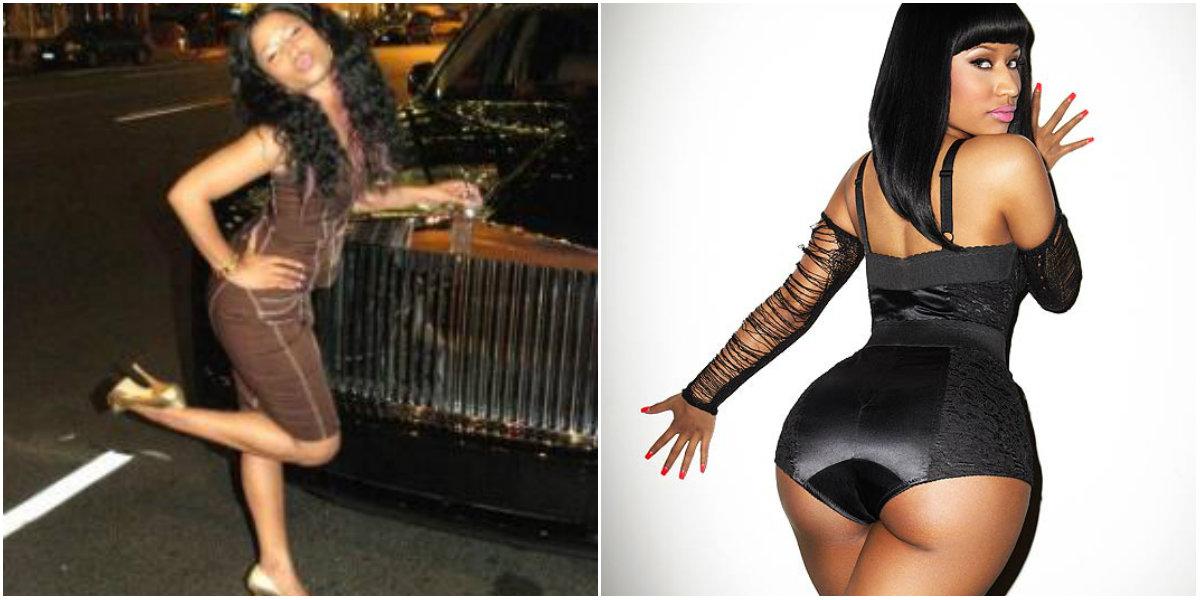 Operaciones de Nicki Minaj